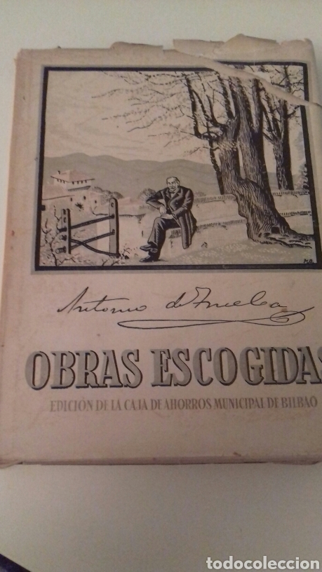 Libros de segunda mano: ANTONIO DE TRUEBA Obras escogidas 1944 Pais Vasco 3 TOMOS - Foto 4 - 92524239