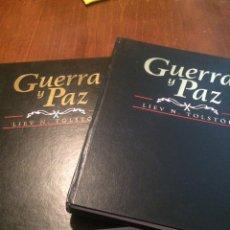 Libros de segunda mano: GUERRA Y PAZ. Lote 92711250