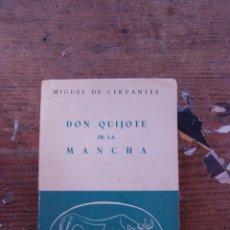 Libros de segunda mano: (RARO) MIGUEL DE CERVANTES_ DON QUIJOTE DE LA MANCHA - ED. TAURUS. Lote 93218000