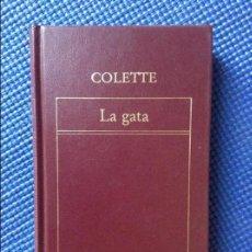 Libros de segunda mano: LA GATA COLETTE. Lote 94336354