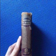 Libros de segunda mano: LOS HERMANOS KARAMASOVI FEDOR DOSTOYEVSKI AGUILAR. Lote 94337986