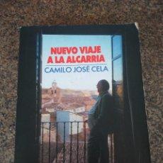 Libros de segunda mano: NUEVO VIAJE A LA ALCARRIA -- CAMILO JOSE CELA -- PLAZA & JANES - 1987 --. Lote 94370126