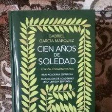 Libros de segunda mano: CIEN AÑOS DE SOLEDAD. EDICIÓN CONMEMORATIVA RAE, ALFAGUARA 2007. A ESTRENAR, VER FOTOS.. Lote 94394562