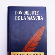 Libros de segunda mano: DON QUIJOTE DE LA MANCHA - CERVANTES - BIBLIOTECA EDAF - BUEN EJEMPLAR. Lote 94535654