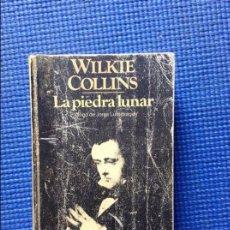 Libros de segunda mano: LA PIEDRA LUNAS WILKIE COLLING. Lote 94690151