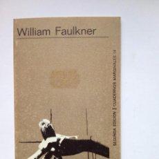 Libros de segunda mano: MISS ZILPHIA GANT (WILLIAM FAULKNER). CUADERNOS MARGINALES 14. TUSQUETS 2ª ED 1980. Lote 94726495