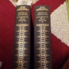 Libros de segunda mano: DON QUIJOTE DE LA MANCHA. Lote 95018791