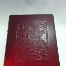 Libros de segunda mano: BONITA EDICIÓN LIMITADA Y NUMERADA DEL AMADIS DE GAULA - PRECIOSA ENCUADERNACIÓN - SINGULAR - MADRID. Lote 95165815