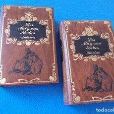 Libros de segunda mano: LAS MIL Y UNA NOCHE - ANONIMO - EDICIONES DALMAU 1985. Lote 95638643