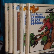 Libros de segunda mano: LOTE 5 ANAYA TUS LIBROS · VER FOTOS. Lote 95699467