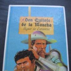 Libros de segunda mano: LIBRO DON QUIJOTE DE LA MANCHA. ED. SUSAETA 1984.. Lote 95795499