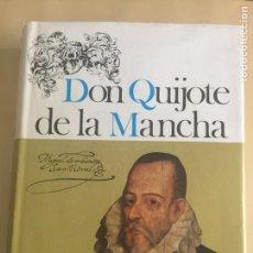 Libros de segunda mano: CERVANTES - EL INGENIOSO HIDALGO DON QUIJOTE DE LA MANCHA-147 ILUSTRAC. COLOR-SOPENA 1969.. Lote 95801362