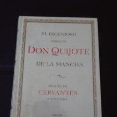 Libros de segunda mano: EL INGENIOSO HIDALGO DON QUIJOTE DE LA MANCHA AUSTRAL NUEVO PRECINTADO. Lote 95884923