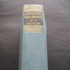 Libros de segunda mano: LIBRO DON QUIJOTE DE LA MANCHA. ED. JUVENTUD 1965. Lote 95926879
