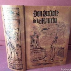 Libros de segunda mano: EL INGENIOSO HIDALGO DON QUIJOTE. EDITORIAL ALFREDO ORTELLS IV CENTENARIO 2005. Lote 96613314