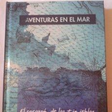 Libros de segunda mano: AVENTURAS EN EL MAR / EL CORAZÓN DE LAS TINIEBLAS - JOSEPH CONRAD. Lote 96753055
