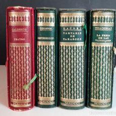 Libros de segunda mano: EDITORIAL MAUCCI. 4 EJEMPLARES. VARIOS AUTORES. 1960/1961.. Lote 96854747