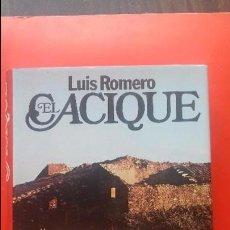 Libros de segunda mano: EL CACIQUE. LUIS ROMERO. PREMIO PLANETA 1963. Lote 96998123