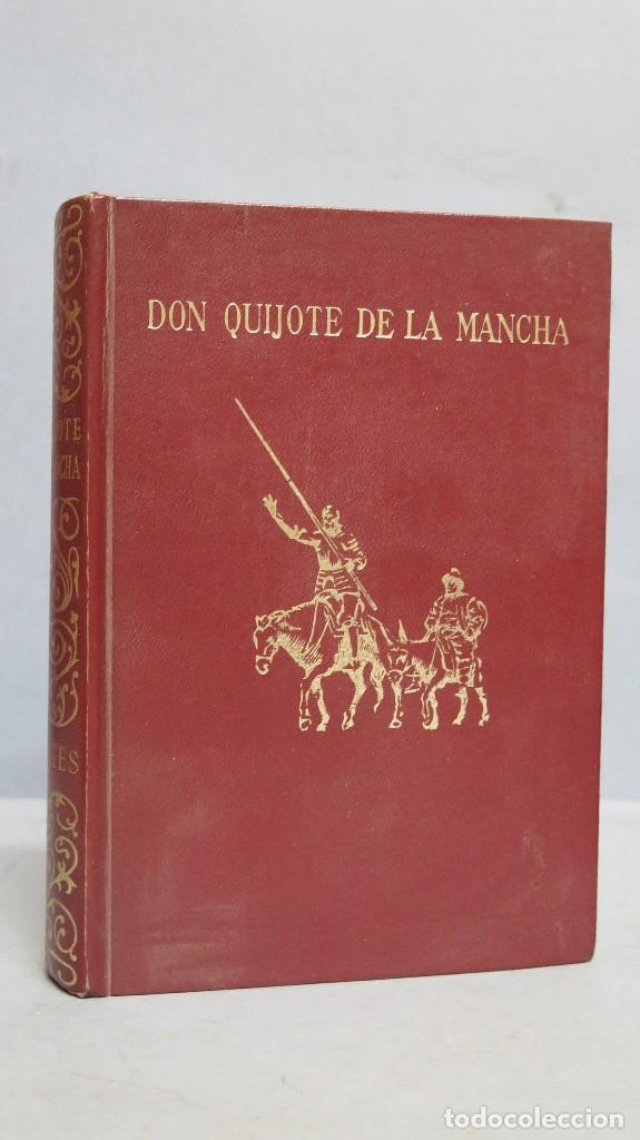 1971.- DON QUIJOTE DE LA MANCHA. ILUSTRADO POR GUSTAVE DORE. ED. PEREZ DEL HOYO (Libros de Segunda Mano (posteriores a 1936) - Literatura - Narrativa - Clásicos)