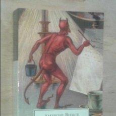Libros de segunda mano: AMBROSE BIERCE - DICCIONARIO DEL DIABLO - DEBOLSILLO, 2007. Lote 98540115