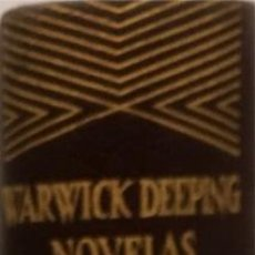 Libros de segunda mano: NOVELAS ESCOGIDAS. GEORGE WARWICK DEEPING. AGUILAR.(1955). Lote 98867607