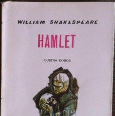Libros de segunda mano: HAMLET -. WILLIAM SHAKESPEARE - EDICIONES MARTE. 1966 NUMERADA.. Lote 99292247