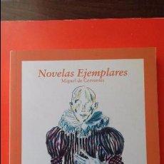 Libros de segunda mano: NOVELAS EJEMPLARES. MIGUEL DE CERVANTES. ED. DE SANTIAGO ROCA MARÍN. EDICIONES MICOMICONA. Lote 99873651