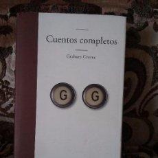 Libros de segunda mano: CUENTOS COMPLETOS, DE GRAHAM GREENE. EDHASA, 2011. TAPA DURA Y SOBRECUBIERTA.. Lote 100218447