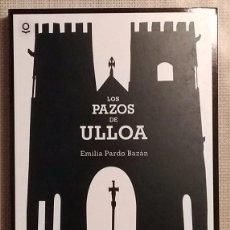 Libros de segunda mano: LOS PAZOS DE ULLOA. EMILIA PARDO BAZÁN. SANTILLANA LOQUELEO. 2017. CON EDICIÓN CRÍTICA. NUEVO!!. Lote 101008771