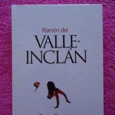 Libros de segunda mano: TIRANO BANDERAS CLASICOS DEL SIGLO XX 21 EL PAIS 2002 RAMON DEL VALLE INCLAN. Lote 101131227