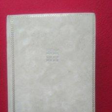 Libros de segunda mano: LA NOVELA PICARESCA ESPAÑOLA. VOLUMEN 1 .EDITORIAL AGUILAR. Lote 101138366