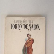 Libros de segunda mano: TOREO DE SALÓN (FOTOGRAFIAS DE MASPONS + UBIÑA). Lote 92266445