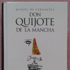 Libros de segunda mano: MIGUEL DE CERVANTES - DON QUIJOTE DE LA MANCHA. Lote 101425063