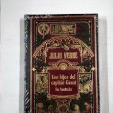 Libros de segunda mano: LOS HIJOS DEL CAPITAN GRANT EN AUSTRALIA. BIBLIOTECA JULIO VERNE. RBA. NUEVO. TDK324. Lote 128131792
