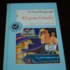 Libros de segunda mano: F. SCOTT FITZGERALD - EL GRAN GATSBY - COL. MILLENIUM Nº 2 - BIB. EL MUNDO - 1999. Lote 102453755