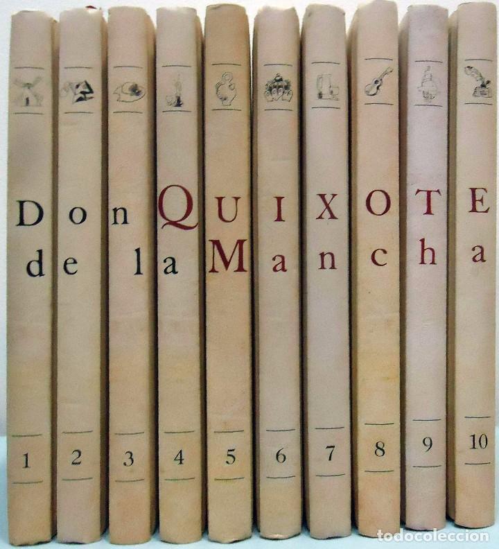 DON QUIXOTE DE LA MANCHA. COMPUESTO POR D. MIGUEL DE CERVANTES. ILUSTRADO POR D. ANTONIO MINGOTE (Libros de Segunda Mano (posteriores a 1936) - Literatura - Narrativa - Clásicos)