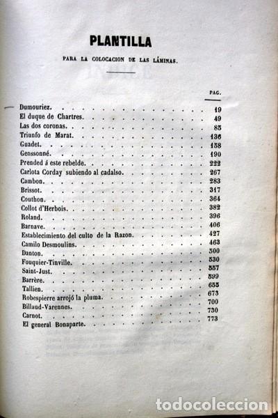 Libros de segunda mano: EL REINADO DEL TERROR - ALEJANDRO DUMAS - 1859 - ILUSTRADO - PORVENIR - Foto 7 - 102686731