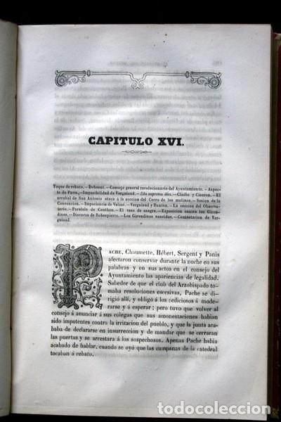 Libros de segunda mano: EL REINADO DEL TERROR - ALEJANDRO DUMAS - 1859 - ILUSTRADO - PORVENIR - Foto 8 - 102686731