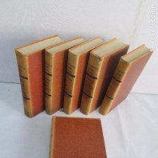 Libros de segunda mano: CAMILO JOSE CELA. OBRA COMPLETA TOMO 2-3-4-5-6-7. EDICIONES DESTINO. VER FOTOGRAFIAS ADJUNTAS. Lote 103728215