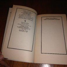 Libros de segunda mano: CIEN AÑOS DE SOLEDAD, GABRIEL GARCÍA MÁRQUEZ, 1982. Lote 103899804