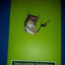 Libros de segunda mano: DOCE CUENTOS FANTÁSTICOS Y DE MISTERIO. EDELVIVES. 2004. VARIOS AUTORES. Lote 104129571