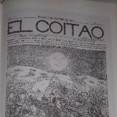 Libros de segunda mano: EL COITAO MAL LLAMAO JAVIER GONZALEZ DURANA PERIODICO BILBAO EL TILO EDICION LIMITADA PAIS VASCO. Lote 104308915