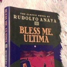 Libros de segunda mano: RUDOLFO ANAYA BLESS ME ULTIMA SPECIAL ILLUSTRATED EDITION. Lote 104315632