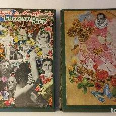 Libros de segunda mano: 1969 - CERVANTES - EL INGENIOSOS HIDALGO DON QUIJOTE DE LA MANCHA - ILUSTRADO POR GREGORIO PRIETO. Lote 104503087