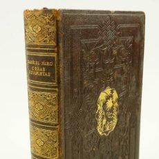 Libros de segunda mano: OBRAS COMPLETAS GABRIEL MIRÓ, BIBLIOTECA NUEVA, MADRID. 16X22,5CM. Lote 104676603