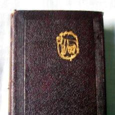 Libros de segunda mano: OBRAS COMPLETAS DE VIRGILIO Y HORACIO. EDITORIAL AGUILAR. QUINTA EDICIÓN AÑO 1967. Lote 105578351