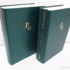 Libros de segunda mano: KNUT HAMSUN. OBRAS ESCOGIDAS. TOMO I Y II. EDICION AGUILAR 1965. VER FOTOGRAFIAS ADJUNTAS. Lote 105613239