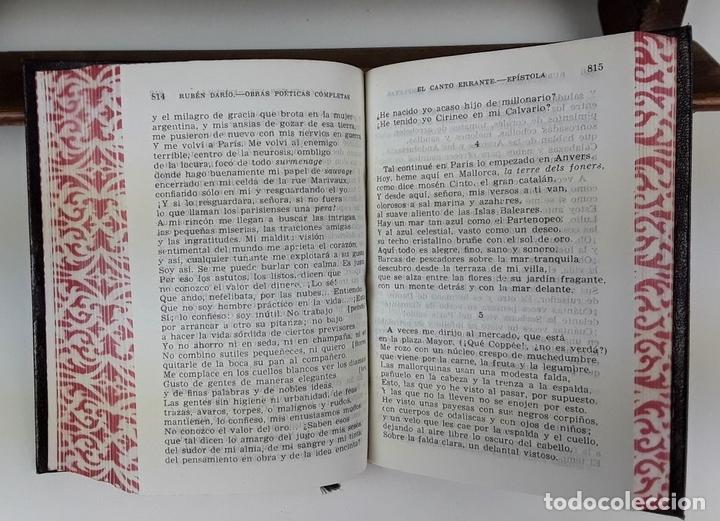 Libros de segunda mano: EDITORIAL AGUILAR. 10 EJEMPLARES. VARIOS AUTORES.1949/1951. - Foto 8 - 151070904