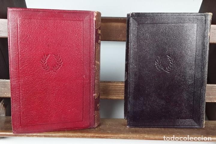 Libros de segunda mano: EDITORIAL AGUILAR. 10 EJEMPLARES. VARIOS AUTORES.1949/1951. - Foto 10 - 151070904