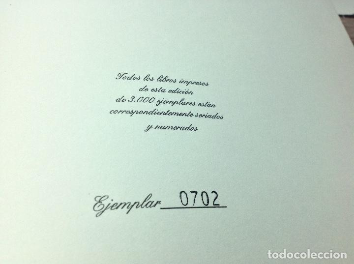 Libros de segunda mano: DON QUIJOTE DE LA MANCHA - EDICION ILUSTRADA POR DANIEL URRABIETA VIERGE 2° EDICION 2005 - Foto 5 - 105935547